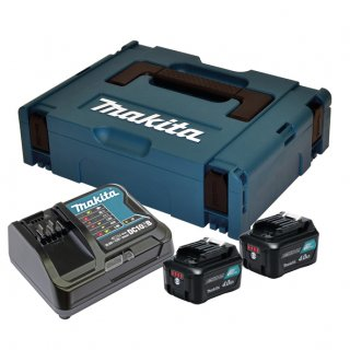 Makita Power Source Kit Li 12,0V 4Ah 197641-2